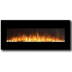 Baretta Wall Mount Electric Fireplace by Orr..