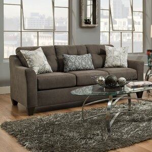 Baxley Upholstery Traditional Sofa by Simmons Upholstery by Andover Mills
