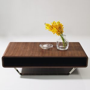 Quincy Modern Coffee Table by Wade Logan