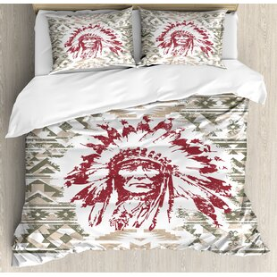 Native American Duvet Cover Set