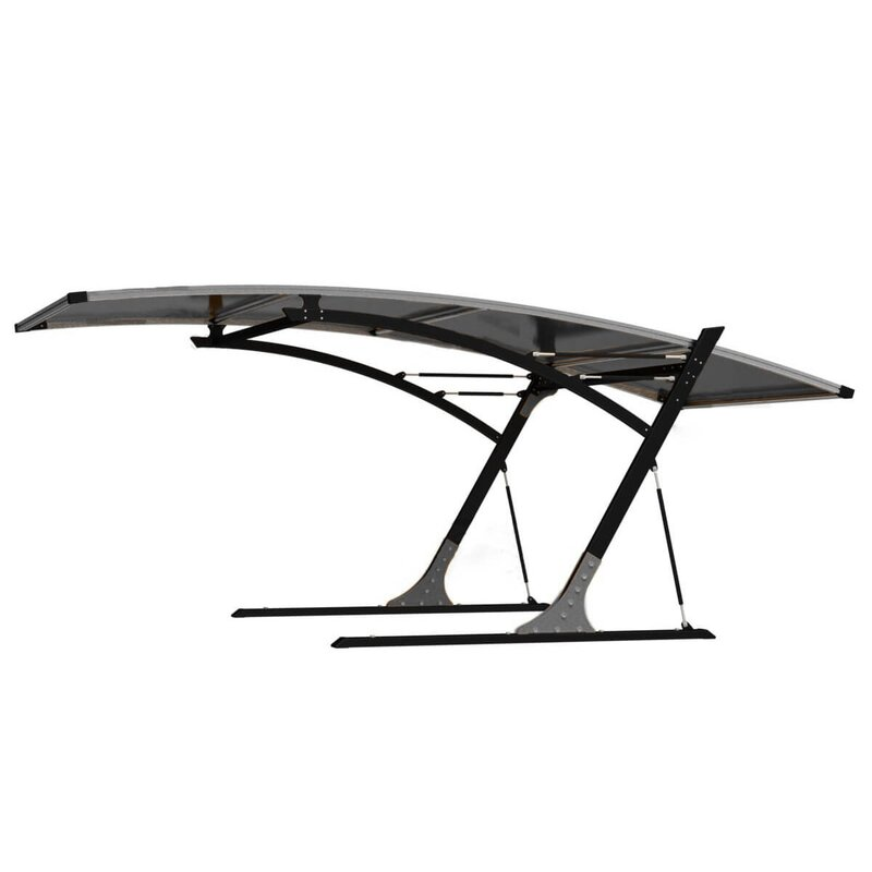 Abolos 10 Ft. x 19.5 Ft. Canopy  Color: Gray