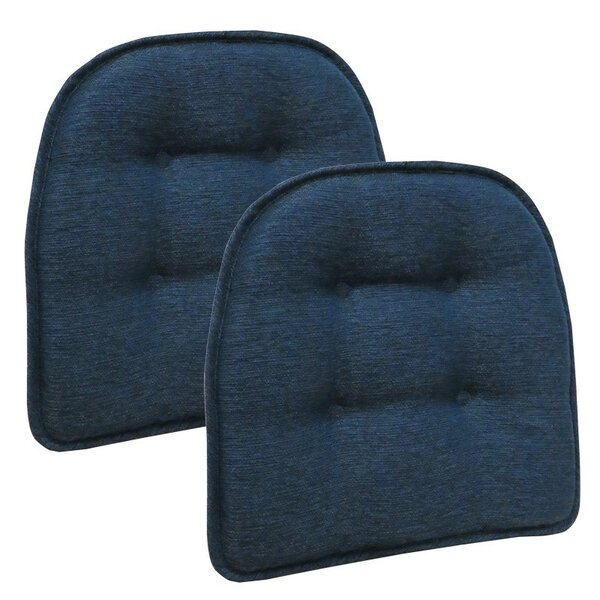 Wayfair Basics™ Wayfair Basics Tufted Gripper Chair Cushion U0026 Reviews    Wayfair