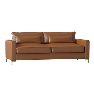 Exceptional Maxine Leather Sofa
