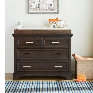 Chelsea Square 4 Drawer Dresser by Stone & Leigh? by Stanley Furniture