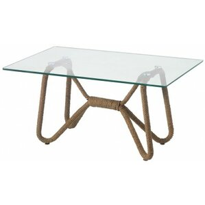 Jamie Young Company Palm Bay Coffee Table Image
