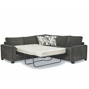 Nathan Sleeper Sectional  sc 1 st  Wayfair : sectional couch bed - Sectionals, Sofas & Couches