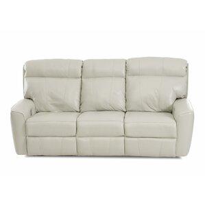 Chau Solid Power Reclining Sofa by Red Barrel Studio