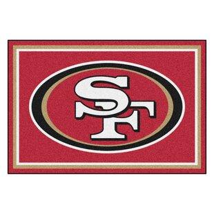 6731768d5dd NFL - San Francisco 49ers 4x6 Rug