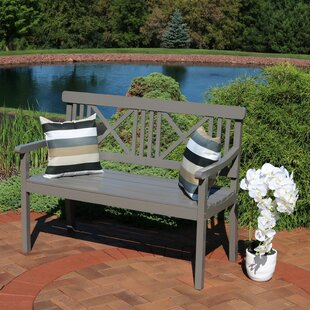 36 Inch Outdoor Bench Wayfairca