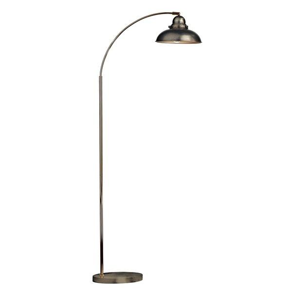 Dynamo 140cm Arched Floor Lamp