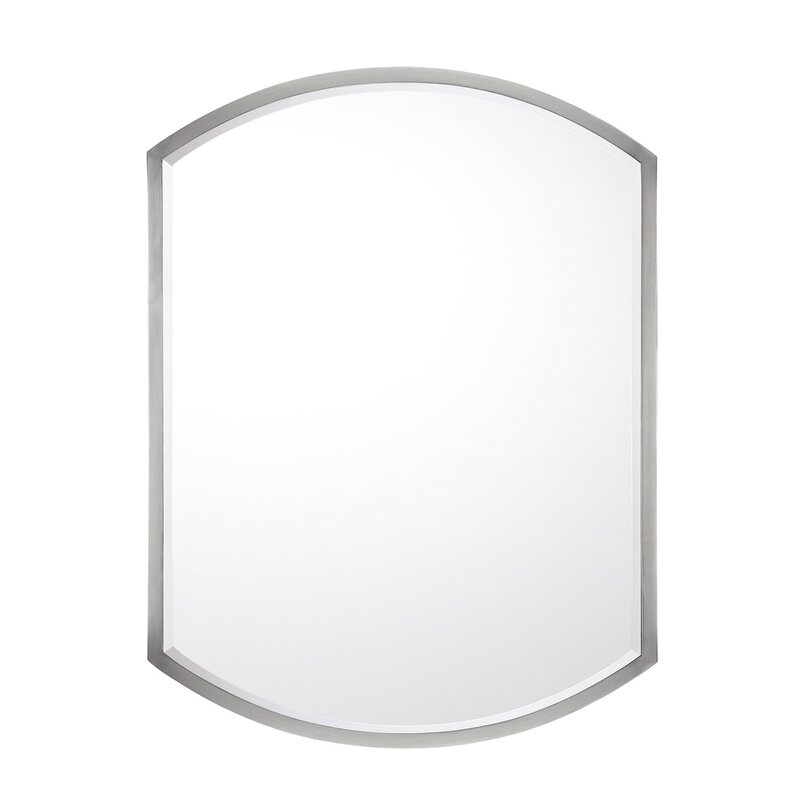 Darby Home Co Makanda Wall Mirror