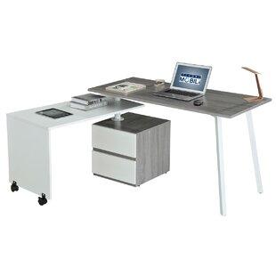 custom standing desk kidney shaped mid. Plain Shaped Rotating MultiPositional Desk To Custom Standing Kidney Shaped Mid
