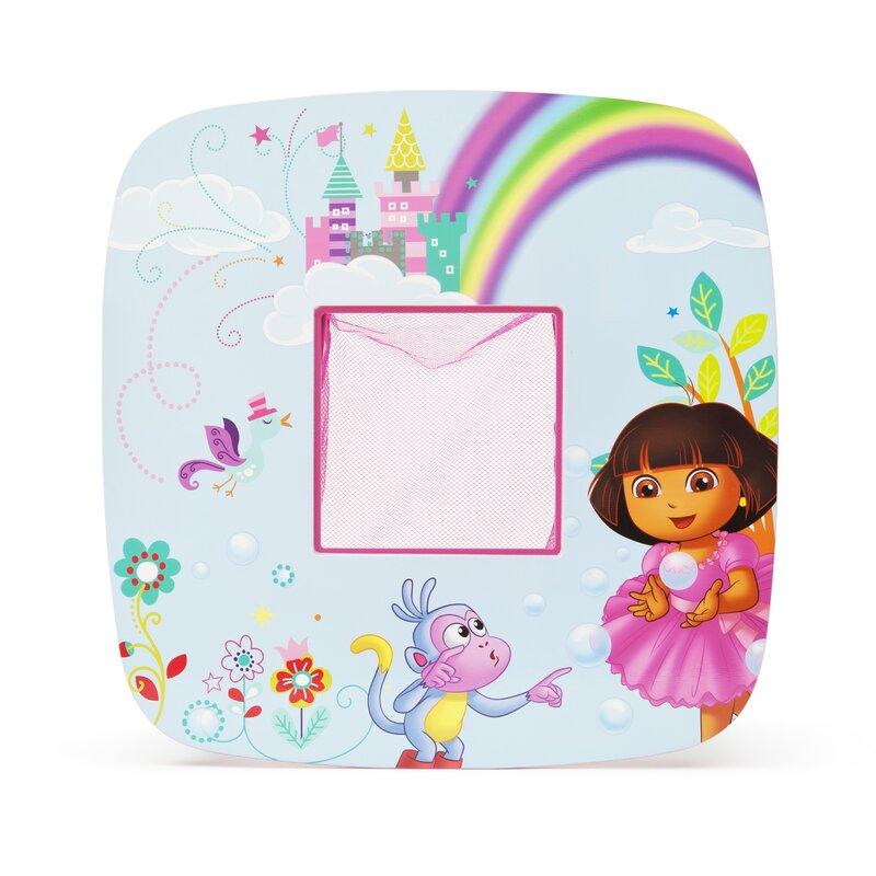 Delta Children Nickelodeon\'s Dora the Explorer Kids 3 Piece Square ...