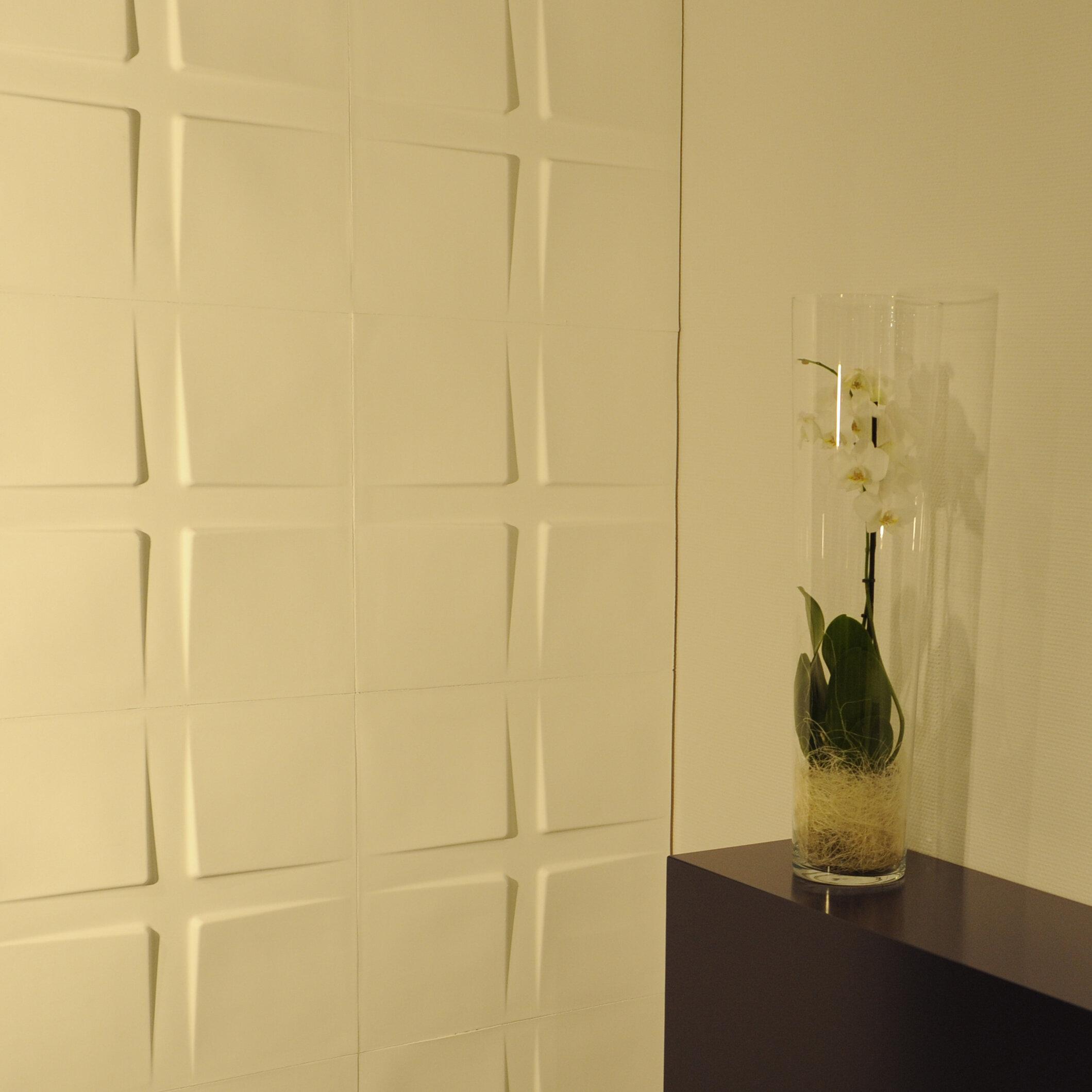 Decor Wonderland Pitches 3D Decorative Wall Panels | Wayfair