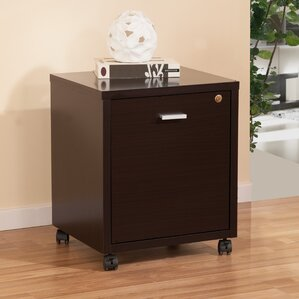 1 Drawer Filing Cabinets You'll Love | Wayfair