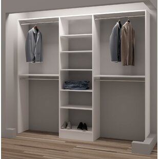 Demure Design 93W Closet System