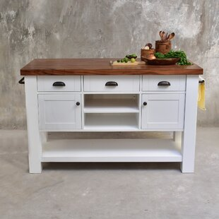 Hunter Kitchen Island New Design