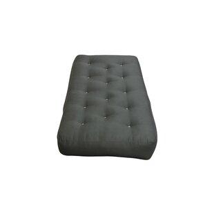 Feather Touch I 7 Cotton Chair Size Futon Mattress
