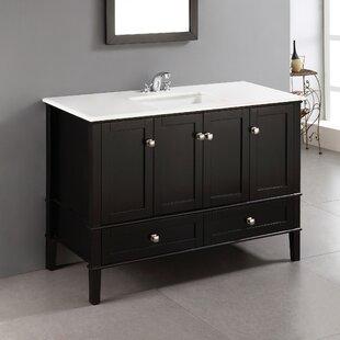 save to idea board off white black - Bathroom Cabinets Black
