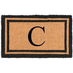 YourOwn Monogrammed Welcome Doormat