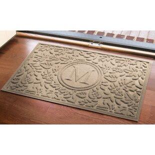 Monogram Door Mats Youu0027ll Love | Wayfair