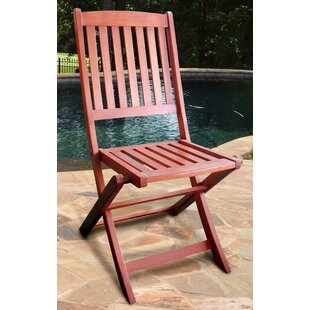Folding Patio Dining Chair Set Of 2
