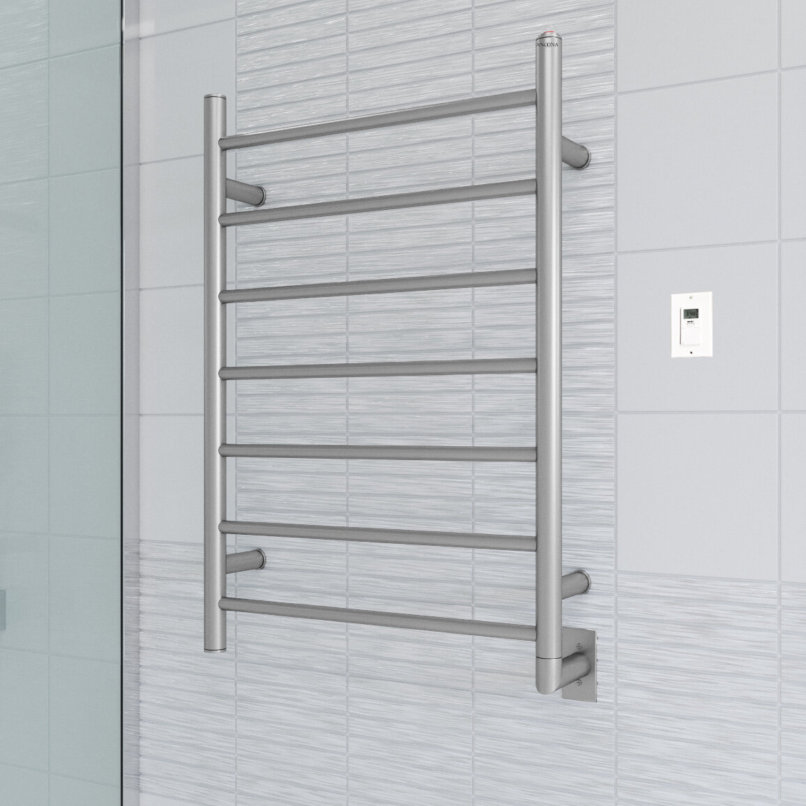 Ancona Comfort Wall Mount Electric Towel Warmer Reviews Wiring Diagram
