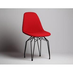 Nikolas Diamond Pop Upholstered Dining Chair
