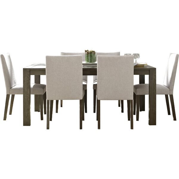 Gentil Girard 7 Piece Dining Set