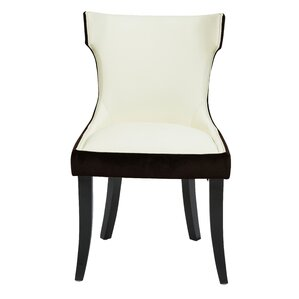 Maire Upholstered Dining Chair by Rosdorf Park