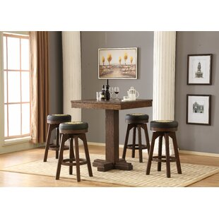 Guinness 5 Piece Pub Table Set