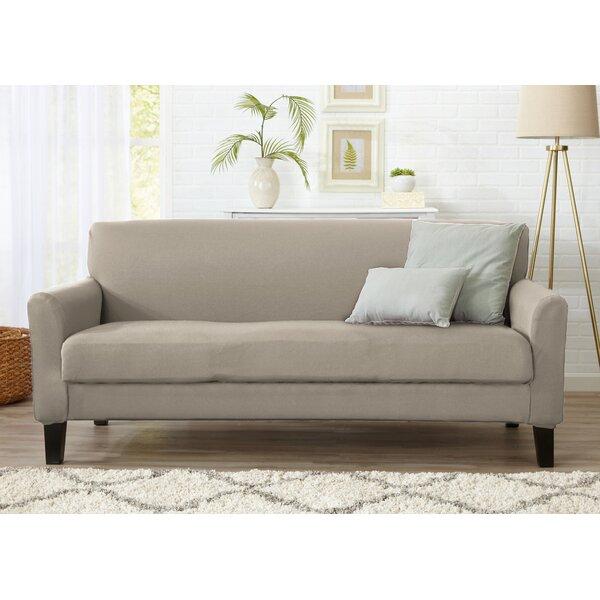 Exceptionnel Winston Porter Box Cushion Sofa Slipcover U0026 Reviews | Wayfair