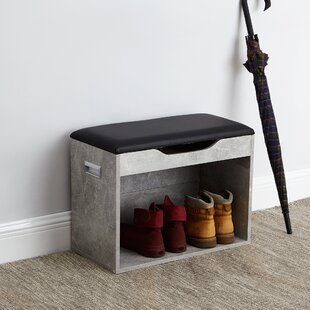Wood Storage Bench With Lid Wayfair