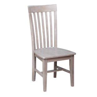 Dorsey Solid Wood Dining Chair (Set of 2)