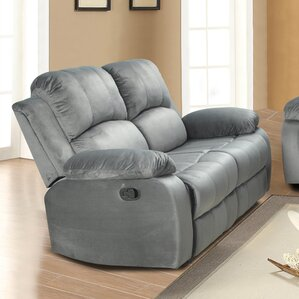 Maumee Reclining Loveseat by Red Barrel Studio