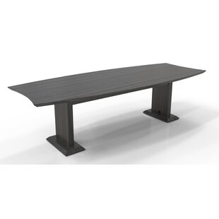 Conference Tables Youll Love Wayfair - Hon boat shaped conference table