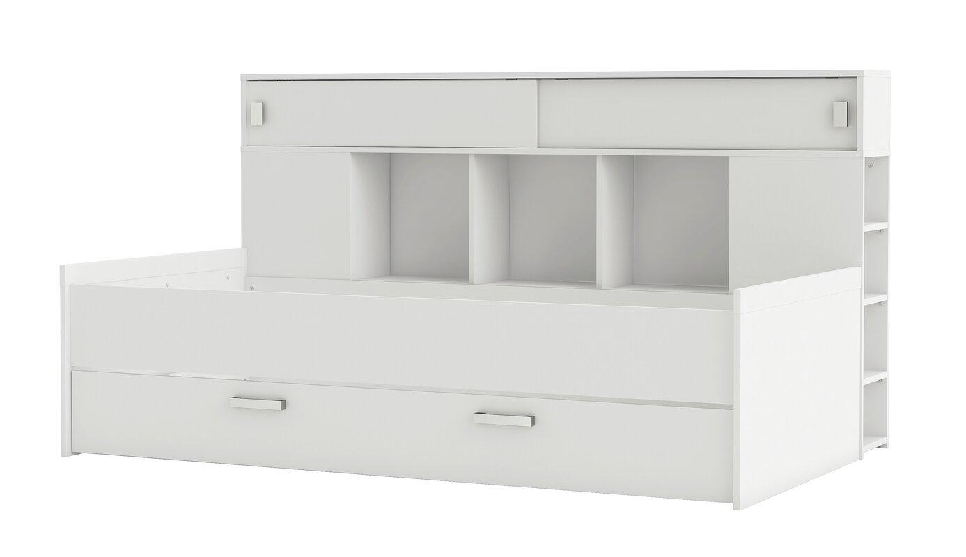 demeyere funktionsbett sherwood mit stauraum bewertungen. Black Bedroom Furniture Sets. Home Design Ideas