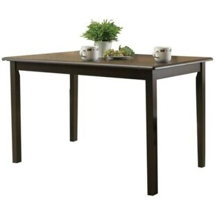 Lucina Solid Wood Dining Table