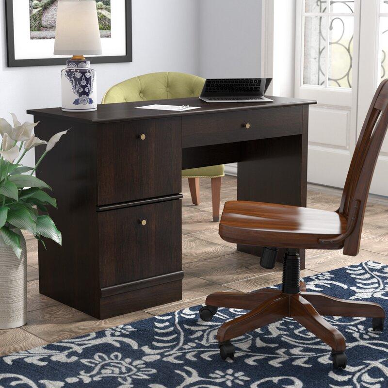 Charlton Home Amboyer Computer Desk & Reviews