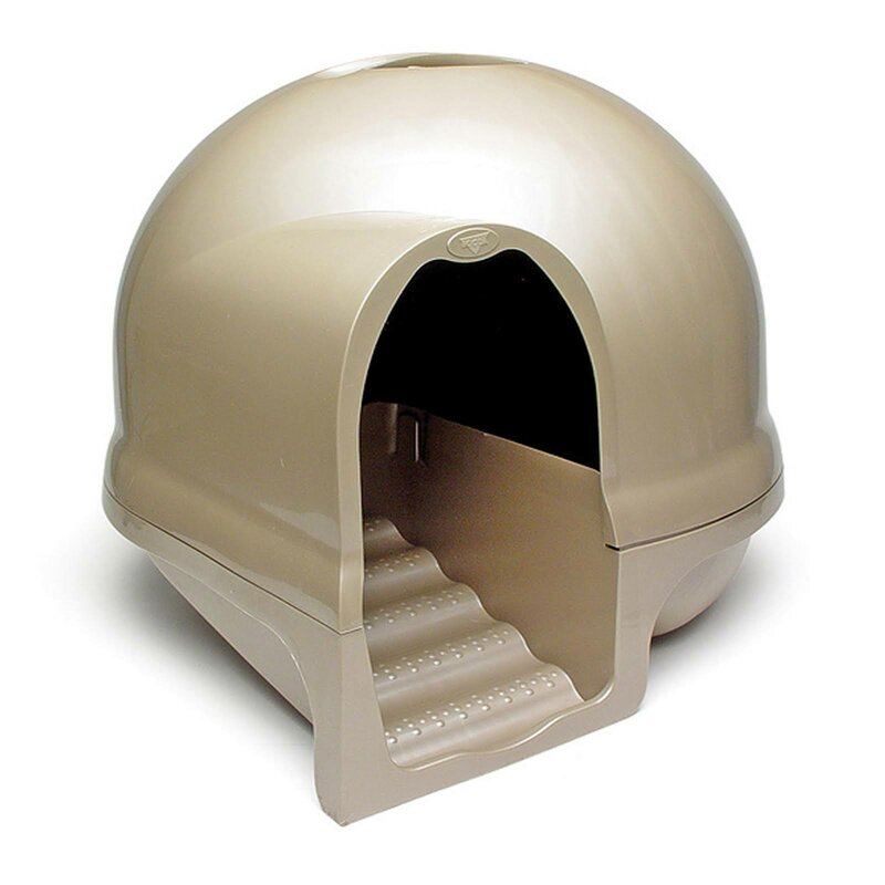 Dome Clean Step Litter Box  sc 1 st  Wayfair & Litter Boxes u0026 Enclosures Aboutintivar.Com
