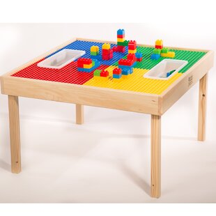 Kidkraft Lego Table With Stools Modern Coffee Tables And