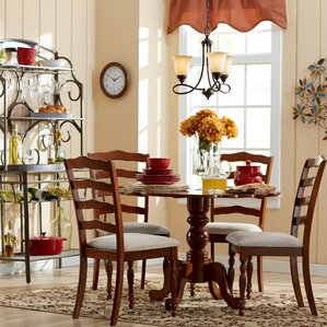 Beallsville Oldenburg 3 Piece Dining S..