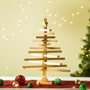 small wooden table tree - Small Christmas Tree