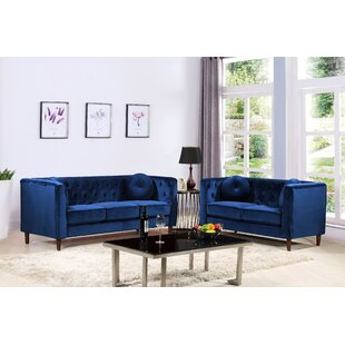 Blue Living Room Sets You Ll Love Wayfair