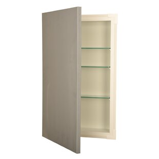 Cottonwood Series Frameless Recessed Cabinet
