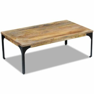 narcisse mango wood coffee table - Carved Wooden Coffee Tables