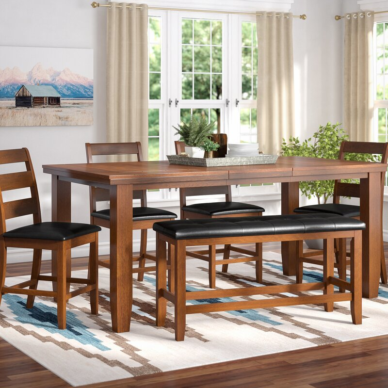 Bridlewood 9 Piece Dining Set