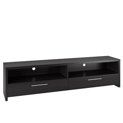 modern tv stands entertainment centers allmodern. Black Bedroom Furniture Sets. Home Design Ideas