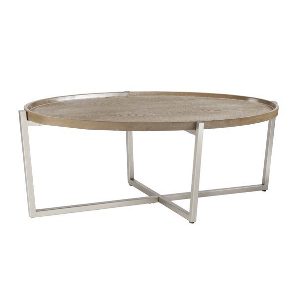 standard size of center table for living room oval coffee tables you ll wayfair 28102