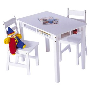 Save  sc 1 st  Wayfair & White Kids\u0027 Table \u0026 Chair Sets You\u0027ll Love